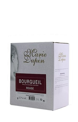 Bourgueil Marie Dupin BAG IN BOX 3 litres